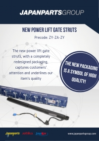 New Power Lift Gate Struts