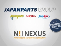 Japanparts Group has been nominated as a 'Preferred Supplier' by Nexus Automotive International.