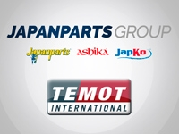 Japanparts Group and Temot announce a new partnership